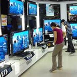 Магазины электроники Голышманово