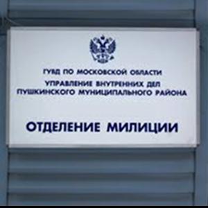Отделения полиции Голышманово