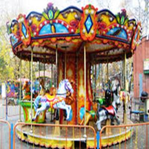 Парки культуры и отдыха Голышманово