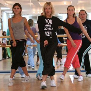 Школы танцев Голышманово