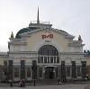 Железнодорожные вокзалы в Голышманово